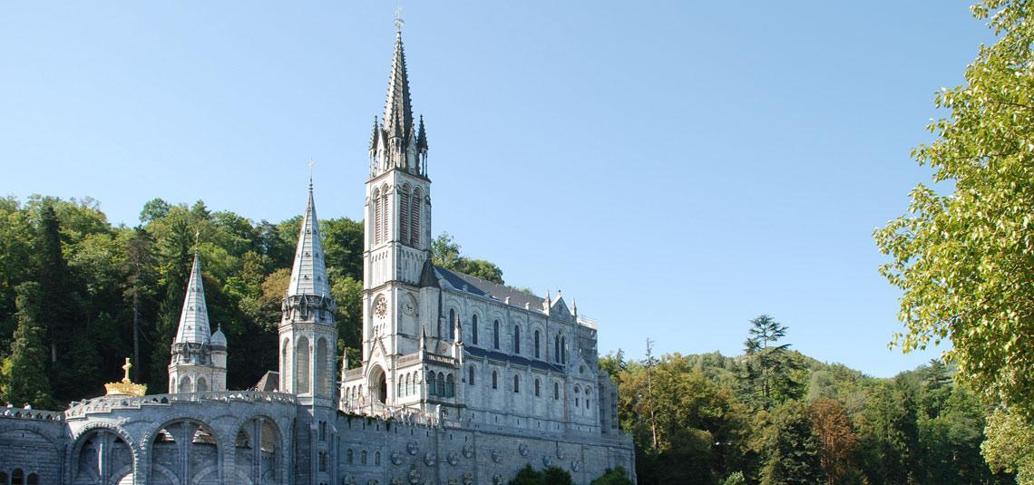 La Basilique Notre Dame du Rosaire